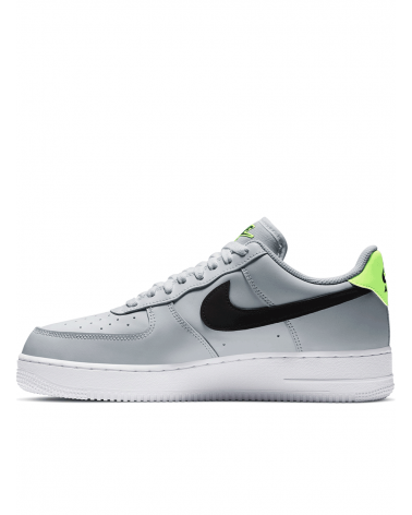 air force 1 uomo argento