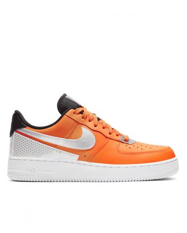 air force 1 uomo arancioni