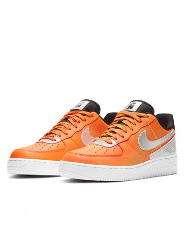 air force 1 uomo arancio