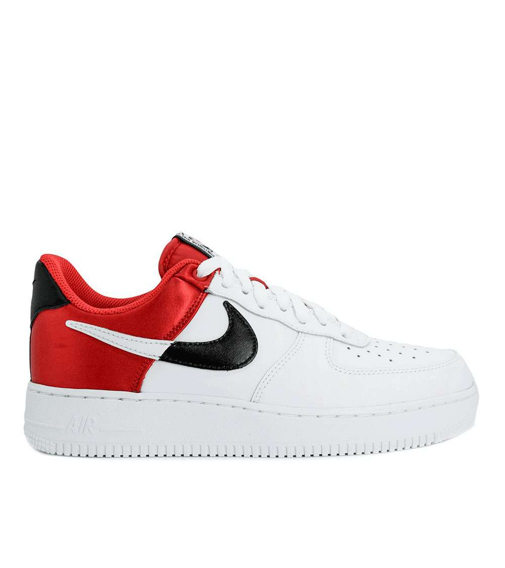 NIKE AIR FORCE 1 '07 LV8 1 Bianco Rosso Uomo acquista online